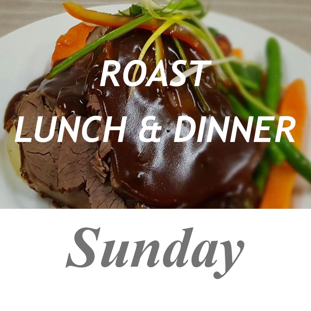 sunday roasts at moe rsl
