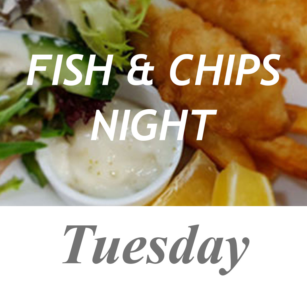 tuesday night fish and chips moe rsl