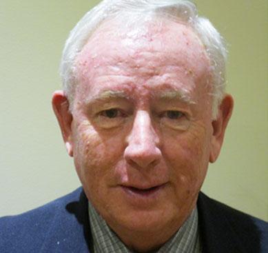 Ian Caines MOE RSL